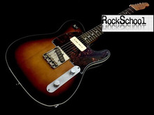 China guitars Custom Shop 3-TS telecaster Rosewood Fingerboard Special Edition Electric Guitar Customizable exclusive LOGO