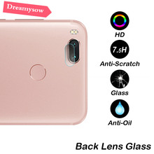 Transparent Tempered Glass Back Camera Lens Xiaomi Mi5X Mi5X Mi5S M5X M5S Plus A1 Mix2 Redmi 3s Note4/3 Protector Film Case