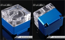 Bykski B-PMD3-COV Water Cooling Pump with Heatsink 500L DDC Blue(China)