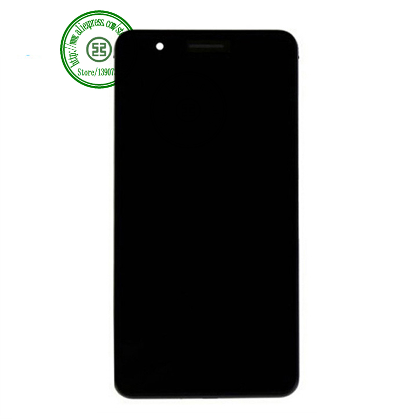 5.5 Black Top Quality Working LCD Display +Touch Screen Digitizer Assembly For Huawei Honor 6 Plus Mobile Replacement IN STOCK<br><br>Aliexpress