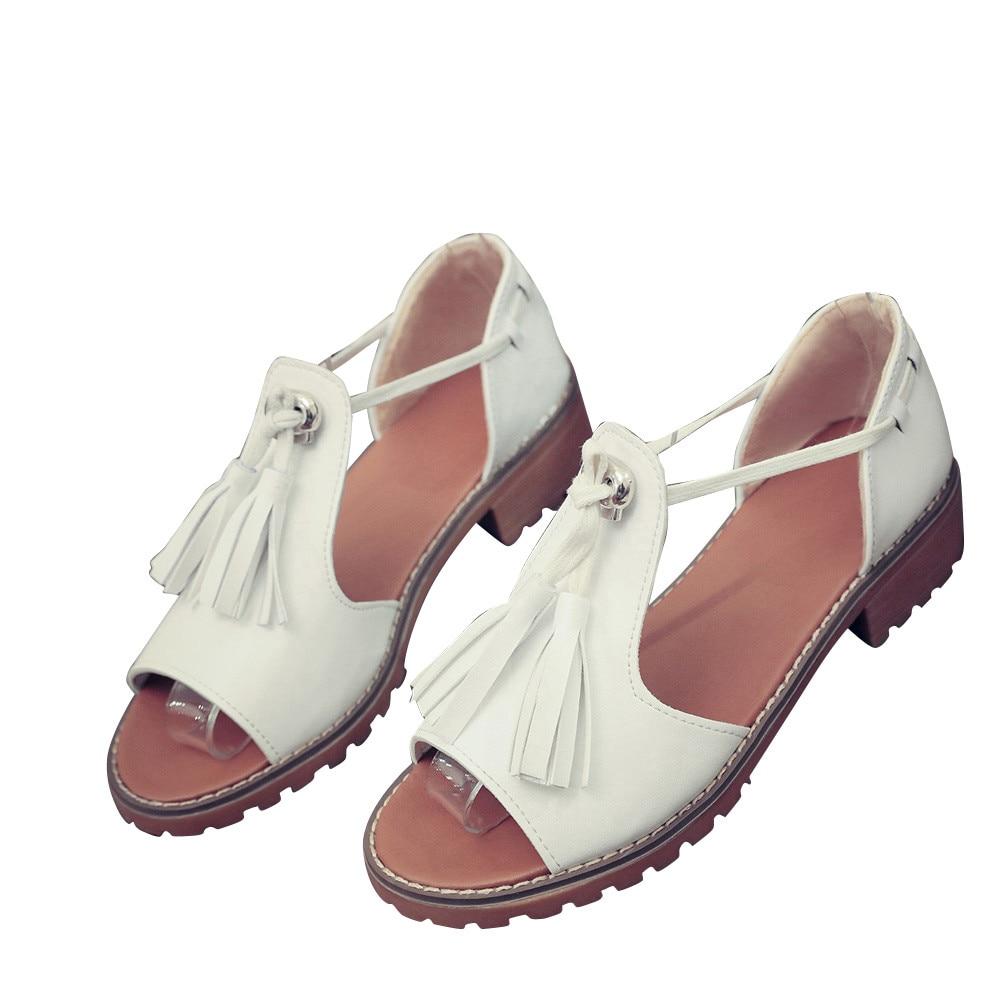 New 2017 women flip flops Beach sandals fashion Women Fashion Summer Flat Flip Flops Sandals Loafers Bohemia Shoes<br><br>Aliexpress