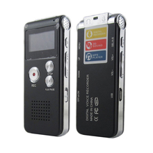 Mini Digital Audio Recorder USB Voice Recorder 8GB Dictaphone with Mic