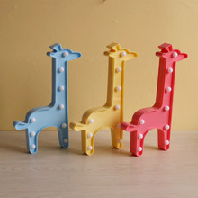 Novelty LED Giraffe Night Light Chic Wind In South Korea Children Gifts Bedroom Table Lamp Christmas Party Wedding Home Decor