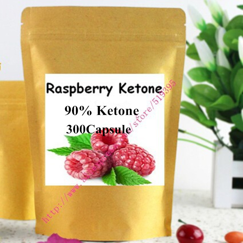 Raspberry Extract Capsule Raspberry Ketone 500mg x 300Capsule for Weight Loss Supplement<br><br>Aliexpress