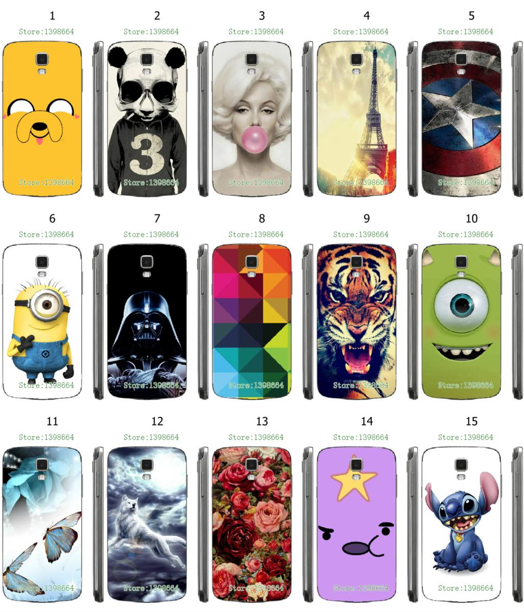 15designs tiger Minions batman stitch adventure time white hard font b cases b font cover for