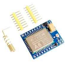1set A6 mini GPRS/GSM module SMS development board wireless data transmission over SIM800L(China)