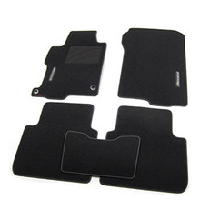 5pcs High Quality Odorless Auto Carpet Mats Perfect Fitted For Honda Accord