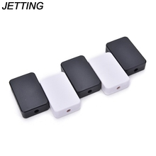JETTING 5 Pcs/lot 55*35*15mm DIY Enclosure Instrument Case Plastic Electronic Project Box Electrical Supplies 2 Colors(China)