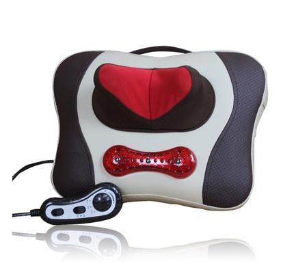 2017 massage pillow neck massage to relieve neck shoulder waist multi-functional household heating body massager<br><br>Aliexpress