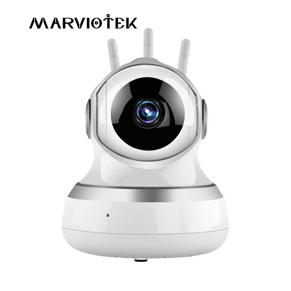 720P wireless IP Camera wifi 960P video surveillance camera 360 Pan Tilt wi-fi cctv camera 3 antennas 1080P baby monitor audio<br>
