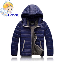 SL-292 New Fashion Casual Children Jackets Boys Girls Warm Down Coat Baby Long Sleeve Winter Autumn Tops Coat Kids Warm Outwear