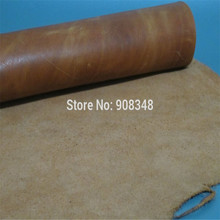 mix colors 15*20cm/piece 1.5 - 1.8 mm thickness cow skin Genuine Leather Crafts Accessories EH46(China)