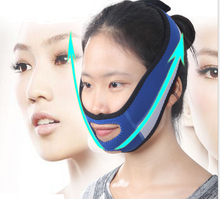 Health Care Thin Face Mask Slimming Facial Thin Masseter Double Chin Skin Care Thin Face Bandage Belt Massage & Relaxation Tools(China)