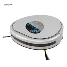 YZ-N1 Sweeping robot WIFI smart home automatic vacuum cleaner suction sweeping machine UVsterilization Self-Charge Wet Mopping(China)