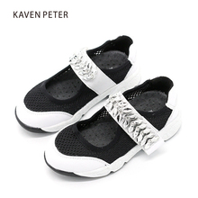 Girls air mesh sneakers 2017 summer kids sports shoes sandals crystal rhinestone girls gym shoes running shoes outdoor for child