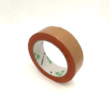 15M/Roll Brown 1.3cm Thick 30mm Wide Single Sided Adhesive Industrial Heavy packaging/ tents repair/carpet tape 1piece