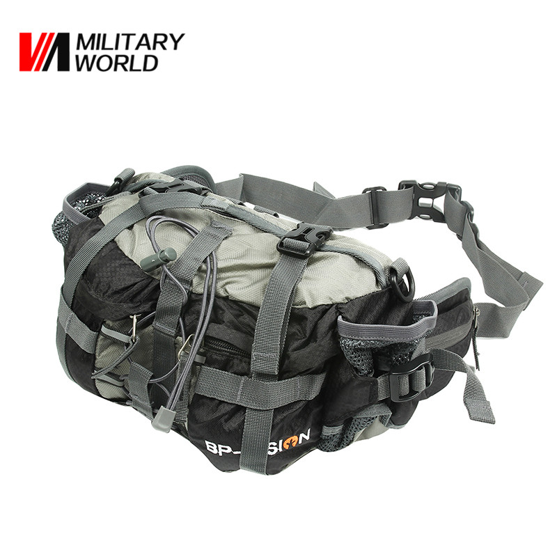 Outdoor Shoulder Sports Waist Bag Military Waterproof Fanny Pack Tactical Hand Travel Messager Bags Cycling Fishing Hunting Bags<br><br>Aliexpress