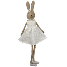 70 cm Cute rabbit plush doll soft plush doll rabbit baby dress rabbit toy girls gift(China)