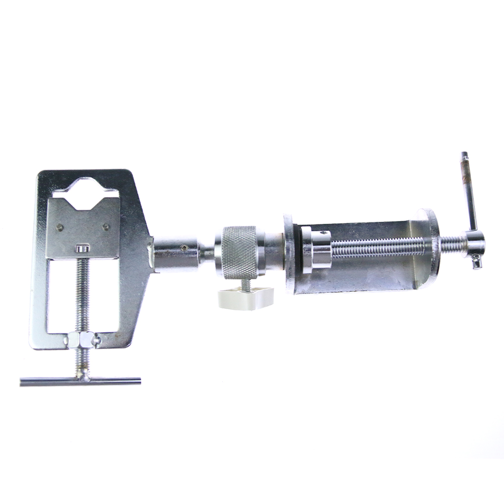 Free Shipping! Metal Alloy Adjustable Locksmith Tool Universal Practice Lock  Vise Clamp Train Pick Tools Locksmith Supply<br>