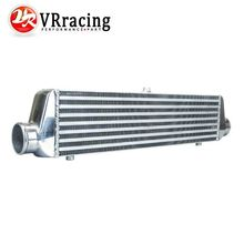 "VR RACING - 550*140*65mm Universal Turbo Intercooler bar&plate OD=2.5"" Front Mount intercooler VR-IN811-25(China)"
