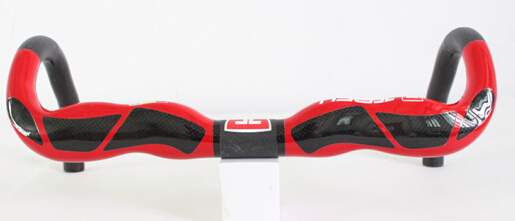 Bicycle Handlebar   Muscle Design  Curved  Handlebar  Fiber  MTB  Mountain  Bicycle  Free  Shipping<br><br>Aliexpress