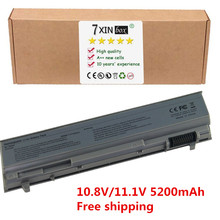 10.8V Laptop Battery for Dell Precision M2400 M4400 M6400 312-0917 312-7415 451-10583 W1193 E6400 E6410 ATG XFR E6500 E6510(China)