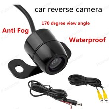 best selling Waterproof Anti Fog CMOS Backup Car Rear View Reverse Camera 170 degree view angle