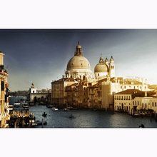 New Cross Stitch Diy 5d Diamond Painting Venice, Italy Graceful Resin Craft Dimensional Embroidery Series Mosaic home decoration(China)