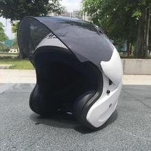 dql vintage helmets motorcycle half motobike helmet white black colors available