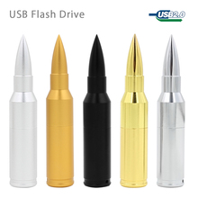 new usb flash drive Bullet pen drive 64GB usb memory stick pendrive u disk 4GB 8GB 16GB 32GB USB 2.0 external storage Hot Sale