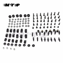 YZF R1 Fairing Bolts Screw Fastener Fixation For Yamaha R1 YZFR1 YZF-R1 2007 2008 07 08 Complete Kit Bolt Motorcycle(China)