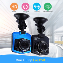 Mini Car Dvr Camera 2.4 inch Full HD 1080p Recorder Dashcam Digital Video Registrator G-Sensor High quality Dash cam 2017(China)