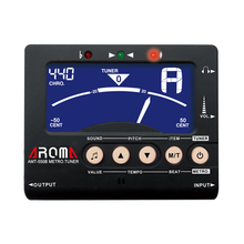 AMT-550B Aroma Metro-tuner Metronome Tuner and Tone Generator 3 in 1 AMT550B Loud Sound guitar accessories