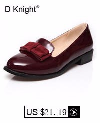Women Patent Leather Loafers Round Toe Women Flats England Style Bow Oxfords For Women Ladies Casual Flat Shoes Size 43
