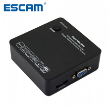 Escam K108 Mini NVR Onvif 8 Channel 1080p/960p/720p Portable Network Video Recorder Support Onvif 3g Wififor for Ip Cameras