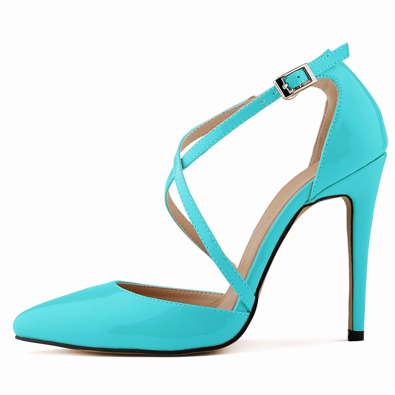 New Arrived 12 Color Women T Stage Clasic Dancing High Heel Sandals Party Wedding