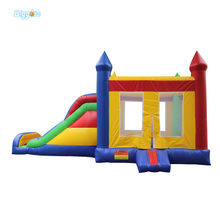 Inflatable Biggors Inflatable Castle Slide Inflatable Jumping Trmpoline For Children