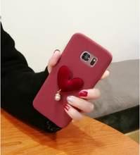 For VIVO V5plus Y55 V3 V3max V5 Y67 Y66 V5S Y53 Y69 V7plus Y79 Y75 V7  V9 Y85 Y71 Y83 Lovely 3D Love Heart Fashion Cute Furry d6b9112495f7