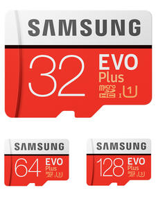 Samsung Class-10 Memory-Card SDHC Trans Flash SDXC UHS 128GB 256GB 64GB 32GB C10 Original