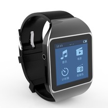 Touchscreen Bluetooth Smart Watch mp3 player sport running lossless