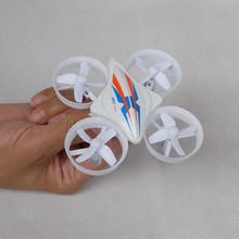 6-axis Rc Mini Quadcopter Helicopter Blade Inductrix Quadcopter Flying Drone Drone Toys Best Toy Gifts(China)
