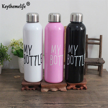 Keythemelife 650ml Water Bottles Leak-proof Health Portable tools Outdoor Sport Water Bottle Children kettle CF(China)