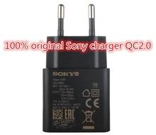 Original Fast charger FOR SONY Z4 Z5 Z5P Z3 UCH10 QC2 0 5V 9V 12V USB