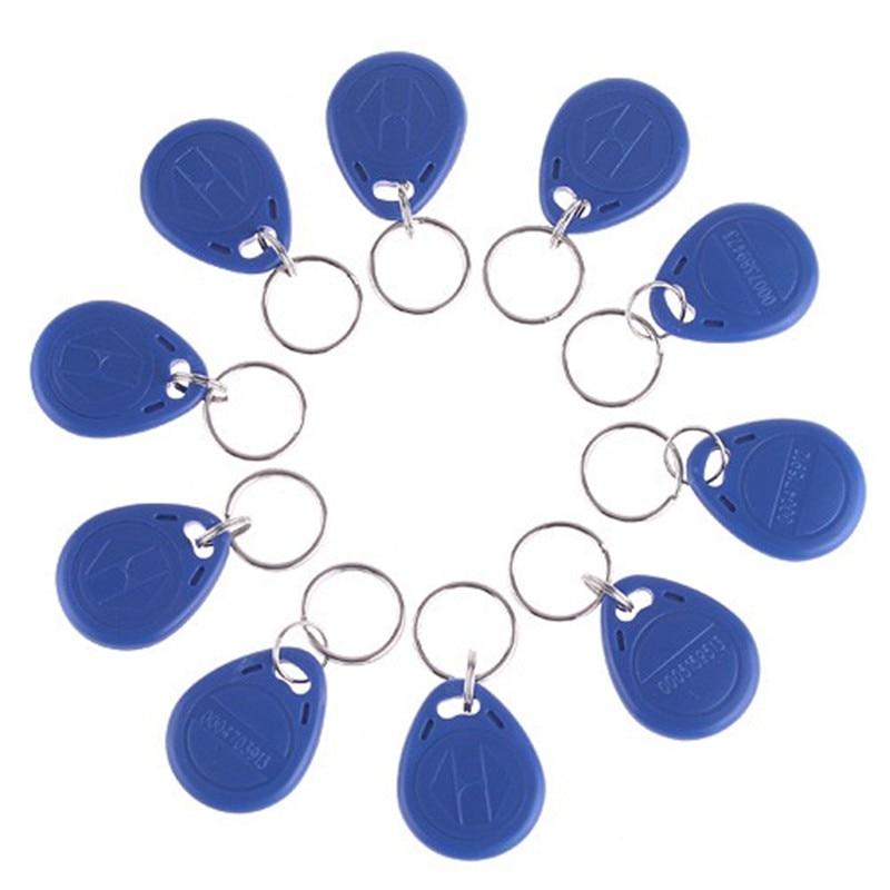 Free shipping cheapest key tag 30 pcs/Lot EM ID keyfobs RFID Tag key Ring card 125KHZ Proximity Token Access Control Attendance<br><br>Aliexpress