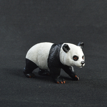 Panda Toy Wild Animal Toy Original Genuine Wild Jungle Zoo Plastic Animals Children's gift