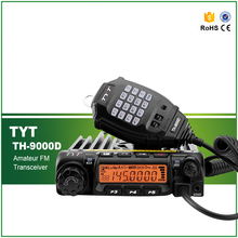 TYT Vehicle Transceiver New Model TH-9000D With Maximum 60Watts Output Power TH-9000D VHF 136-174MHZ Walkie Talkie
