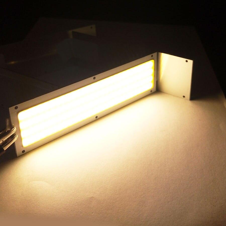 Ultra Bright 1000LM 10W COB LED Light Strip 12V DC for DIY Car Lights Work Lamps Home Bulbs 12036MM LED Chip (13)
