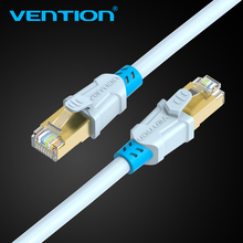 Vention Ethernet Cable CAT6 Lan Cable RJ45 Patch Cord Cable Shielded Twisted Network Ethernet for Computer Router Cable Ethernet