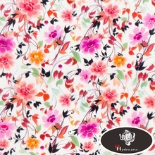 Graceful floral printing Aqua print water transfer printing hydrographics film,50cm wide water transfer film HYA-443