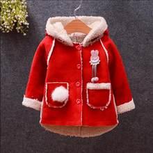 c25588faec16f BibiCola infantile bébé filles chaud épaissir PU survêtement manteaux  enfants veste d hiver manteau bebe tddler fille à capuchon.